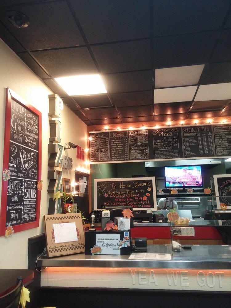 Big Louie's Pizzeria