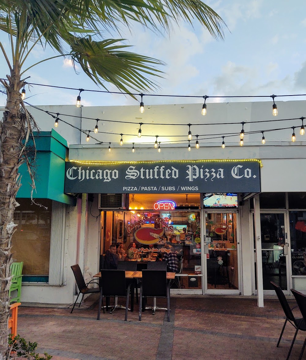 Chicago Stuffed Pizza Co