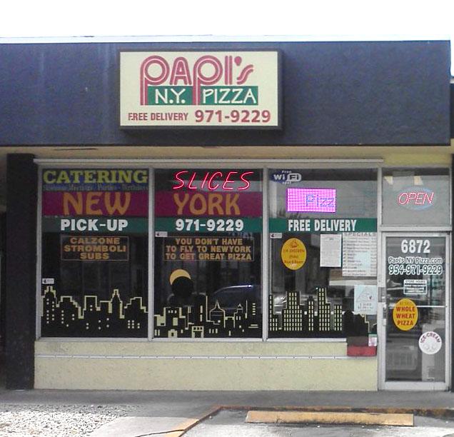 Papi's NY Pizza